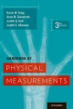Handbook of Physical Measurements