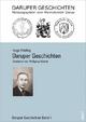 Daruper Geschichten - Hugo Frieling