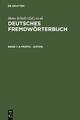 a-Präfix - Antike - Elke Donalies;  Heidrun Kamper-Jensen;  Isolde Nortmeyer;  Joachim Schildt;  Rosemarie Schnerrer;  Gerhard Strau;  Oda Vietze
