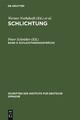 Schlichtungsgespräche - Peter Schröder