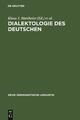 Dialektologie des Deutschen - Klaus J. Mattheier;  Peter Wiesinger