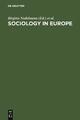 Sociology in Europe - Birgitta Nedelmann;  Piotr Sztompka