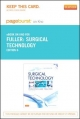 Surgical Technology - Pageburst E-Book on Kno (Retail Access Card)