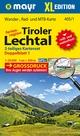 Tiroler Lechtal XL (2-Karten-Set) - KOMPASS-Karten GmbH