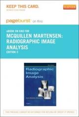 radiographic image analysis kathy mcquillen-martensen pdf