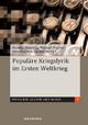 Populäre Kriegslyrik im Ersten Weltkrieg - Nicolas Detering; Michael Fischer; Aibe-Marlene Gerdes
