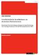 Gesellschaftliche Konfliktlinien im deutschen Parteiensystem - Jens Gmeiner
