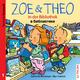 ZOE & THEO in der Bibliothek (D-Russisch) - Catherine Metzmeyer; Aylin Keller