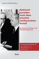 Nationalsynoden nach dem Zweiten Vatikanischen Konzil - Joachim Schmiedl