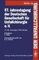 57. Jahrestagung der Deutschen Gesellschaft für Unfallchirurgie e.V.
