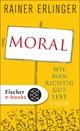 Moral - X;  Rainer Erlinger