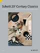 Schott's 20th Century Piano Classics - Rainer Mohrs; Fritz Emonts
