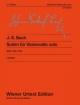 Suiten für Violoncello solo - Johann Sebastian Bach; Ulrich Leisinger