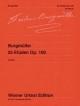 25 Etüden op. 100 / 25 Etudes Op. 100 - Friedrich Burgmüller; Naoyuki Taneda