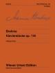 Klavierstücke - Johannes Brahms; Imogen Fellinger