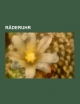Raderuhr - Source Wikipedia; LLC Books; LLC Books