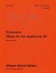 Album für die Jugend op.68 - Robert Schumann; Klaus Rönnau