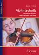 Violintechnik - Jeanne Christée