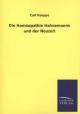 Die Homöopathie Hahnemanns und der Neuzeit - Carl Koeppe