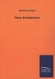 Peter Brindeisener - Hermann Stehr