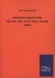 Deutsche Geschichte. Bd.1/2 - Karl Lamprecht