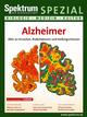 Alzheimer - Spektrum der Wissenschaft;  Spektrum der Wissenschaft