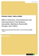 IFRS in deutschen, österreichischen und schweizerischen Unternehmen. Automobie, Machinery, Renewable Energies und Utilities - Clemens Taube; Harry Liedtke