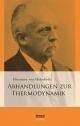 Abhandlungen zur Thermodynamik - Hermann Von Helmholtz