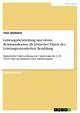 Leistungsbeurteilung und deren Kommunikation als kritischer Faktor der Leistungsorientierten Bezahlung - Toni Gültekin