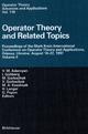 Operator Theory and Related Topics - V.M. Adamyan; Israel Gohberg; Myroslav L. Gorbachuk; Valentina Gorbachuk; Marinus A. Kaashoek; H. Langer; G. Popov