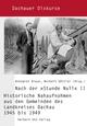 Nach der »Stunde Null« II - Annegret Braun; Norbert Göttler