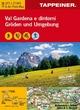 Wanderkarte Gröden und Umgebung - Athesia Tappeiner Verlag
