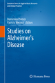 Studies on Alzheimer''s Disease
