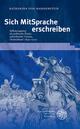 Sich MitSprache erschreiben - Katharina von Hammerstein