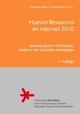 Human Resources im Internet 2010 - Wolfgang Jäger; Christian Meser