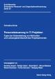 Personalsteuerung in IT-Projekten - Chistina Krins