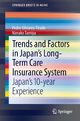 Trends and Factors in Japan''s Long-Term Care Insurance System