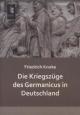Die Kriegszüge des Germanicus in Deutschland - Friedrich Knoke