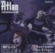 Atlan, Zeitabenteuer - Kontinente des Krieges, 2 MP3-CDs - Hans Kneifel; Renier Baaken