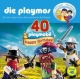 Die Playmos - Folge 40 - David Bredel; Florian Fickel; Nicolás Artajo; Santiago Ziesmer; Gerrit Schmidt-Foss