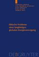 Ethische Probleme einer langfristigen globalen Energieversorgung - Christian Streffer;  Carl Friedrich Gethmann;  Klaus Heinloth;  Klaus Rumpff;  Andreas Witt