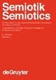 Semiotik / Semiotics. 4. Teilband - Roland Posner;  Roland Posner;  Klaus Robering;  Klaus Robering;  Thomas A. Sebeok;  Thomas A. Sebeok
