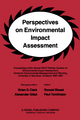 Perspectives on Environmental Impact Assessment - B.D. Clark; A. Gilad; R. Bisset; P. Tomlinson