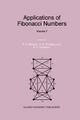 Applications of Fibonacci Numbers - G. E. Bergum; Andreas N. Philippou; Alwyn F. Horadam