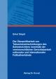 Die Überprüfbarkeit von Tatsachenentscheidungen des Schiedsrichters innerhalb der vereinsrechtlichen Gerichtsbarkeit nationaler und internationaler Fußballverbände