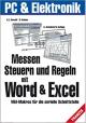 9783772331091 - Burkhard Kainka: Messen, Steuern und Regeln mit Word und Excel - Książki