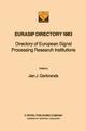 Eurasip Directory - Jan J. Gerbrands