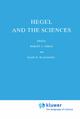 Hegel and the Sciences - Robert S. Cohen; Marx W. Wartofsky