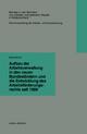 Aufbau der Arbeitsverwaltung in den neuen Bundesländern und die Entwicklung des Arbeitsförderungsrechts seit 1989