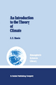 An Introduction to the Theory of Climate - Andrei Sergeevich Monin